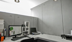 office | phosis rental | post-production | office space in the studio | control room | director's room
