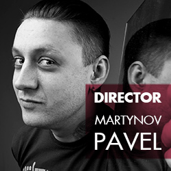 Director Pavel Martynov